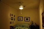 new ceiling fan