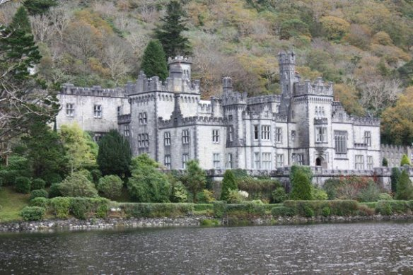 Kylemore Abbey -  my photo contest entry
