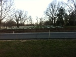 Arlington Cemetery - certainly puts things in perspective running past this