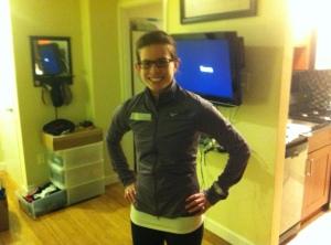 New Jacket!