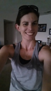 I've been wearing my new Oiselle Flyte tank for way too many of my workouts! Thank goodness for in-unit laundry finally!