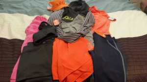 Shopping Spree! So much new Oiselle goodness arrived this week!
