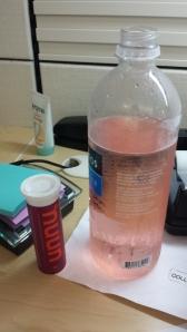Nuun is definitely helping ease my soda addiction.